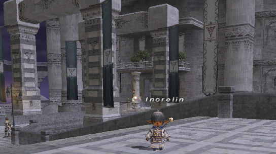 Inorelin TaruTaru of FFXI, Fenrir Server