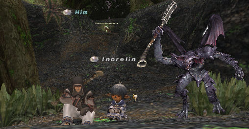 Inorelin and Him, TaruTaru of FFXI Fenrir Server