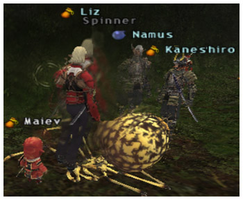 Level73.5 Blue Mage Parties, Mamook, FFXI Fenrir