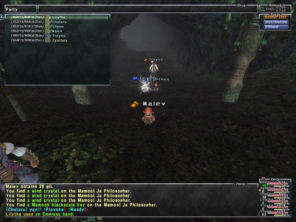 This isn't how you play Blue Mage! - the StarOnion - FFXI