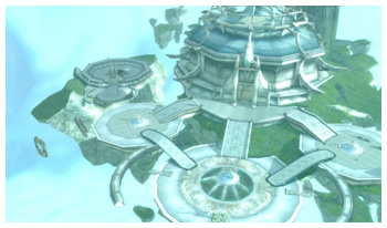 Stronghold in Abyss, Aion