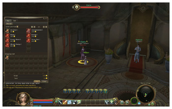 Aion's Mage Trainer