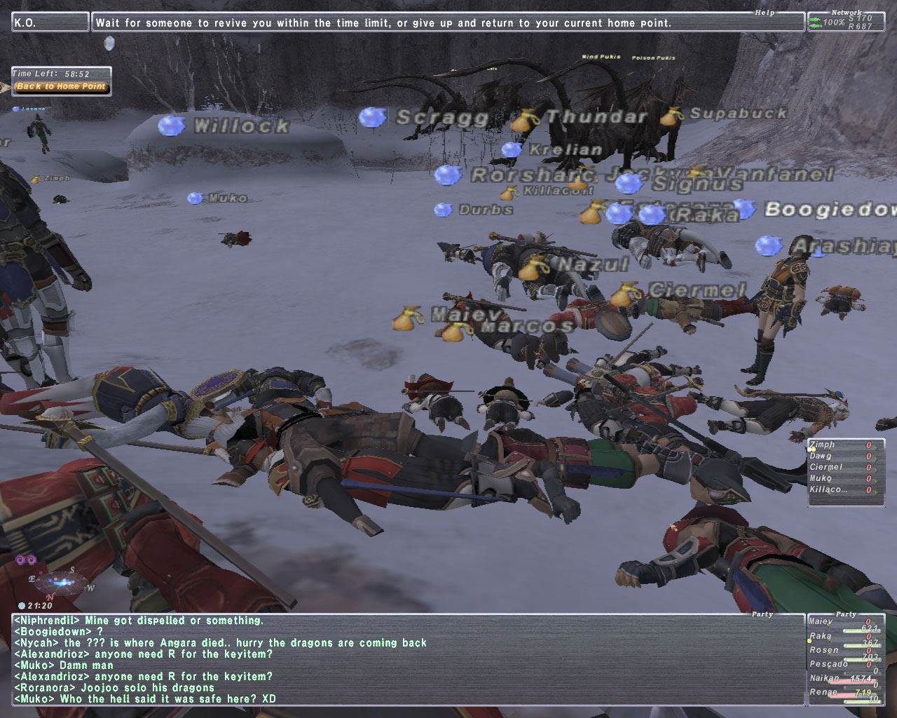 Possibly could be #1 MMO if remastered :D - FFXIAH com