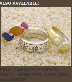 Merchandise - BUSTOK, Square Enix, Souvenir, FFXI