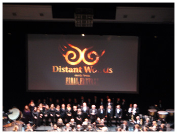 Distant Worlds Logo, Toronto 2010
