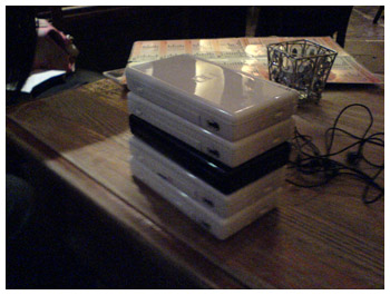 Stacks of Wii, Mario Kart DS Party