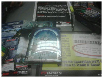 Aion Game BOX from EB Games, Maiev