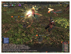 Tazo, Connie and Maiev Exping, DuckHUNT of Fenrir, Bard and Red Mage