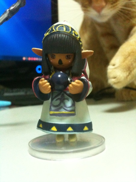 TaruTaru Figurine Collection, FFXI