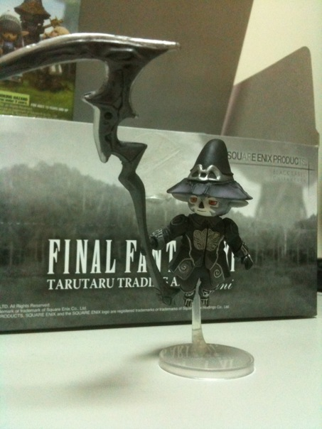 FFXI TaruTaru Figurine Collection