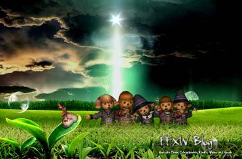 FFXIV Blog, Strawberrie, Kimiko, Jowah, Maiev, Etain