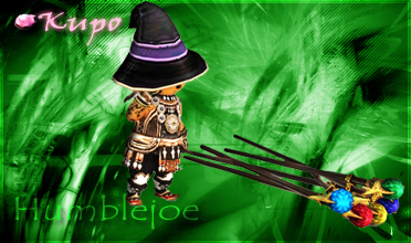 Humblejoe,s Signature, FFXI of Fenrir Server