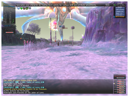 Jailer of Love, AlTaieu, DuckHUNT, Maiev Taru FFXI of Fenrir Server