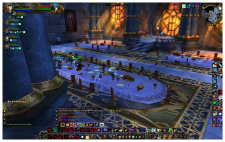 Karazhan Raid, WoW, Dining Room