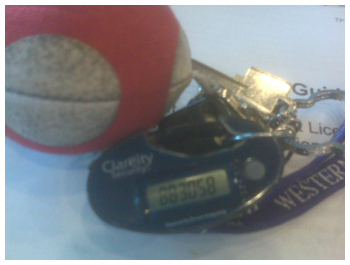 World of Warcraft, Security Authenticator, Keychain