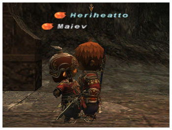 the StarOnion, Maiev, Heriheatto