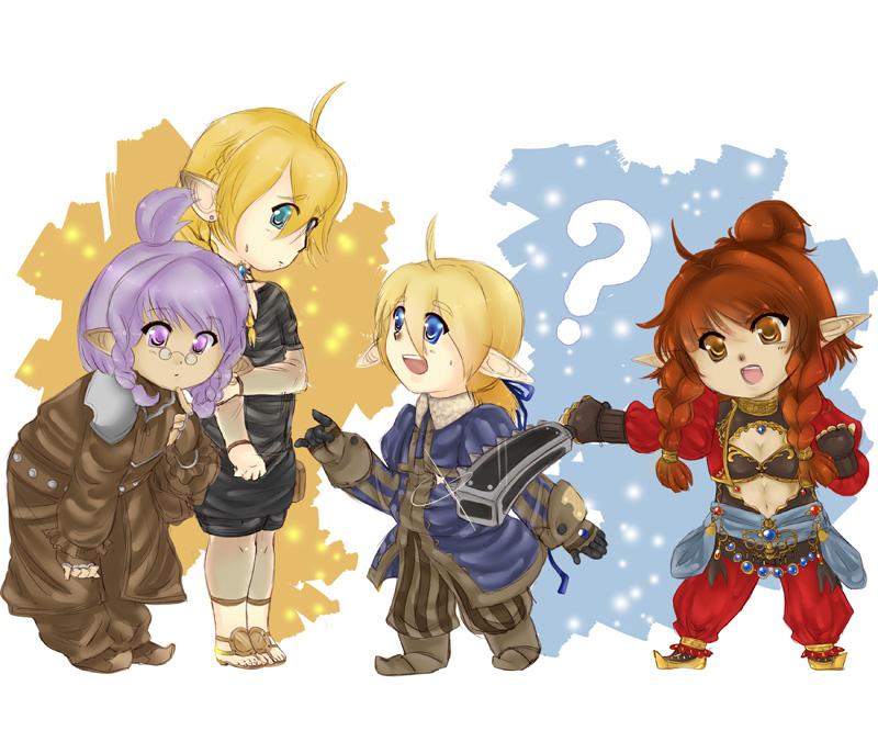 Mai FFXI Fan Art Commission/Collection! - the StarOnion - FFXI