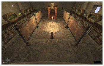 Mog House Design, FFXI, Furniture Placement