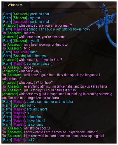 Maiev, WoW, Hunter, Good Comments