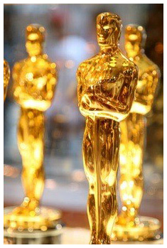 Steve Pregg, Oscar Awards