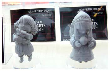 Shantotto and Star Sybil Prototype Figurine