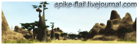 Spikeflail Blog at Livejournal