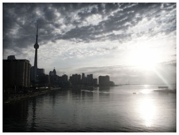Toronto Storm, April 24, 2009, CYTZ