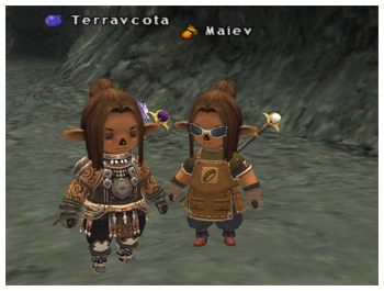 Terracova, FFXI of Fenrir, Magitek