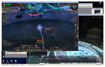 TuuFless of Odin Messaging Maiev, WoW, FFXI
