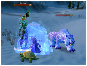 WoW Difference - Part 2 - the StarOnion - FFXI Fenrir to