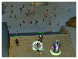 Majeev 70 Hunter, WoW, Zul Farrak, Instance, FFXI Difference with WoW