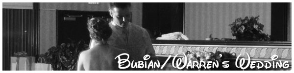 Bubian's Wedding