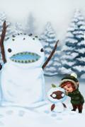Mai & Otak's Christmas Card 2011 =)